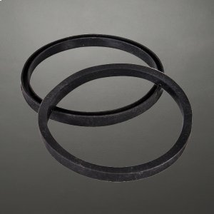 LHP-192 - Black Rubber Grommets (pk. of 4) Product Image