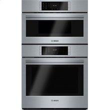 Bosch Benchmark Ser., Combination Oven w/ Speed Oven, SS - Floor Model