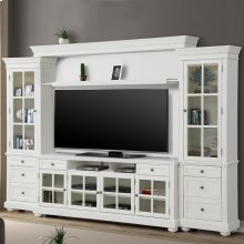 Cape Cod 4 piece 76 in. Entertainment Wall