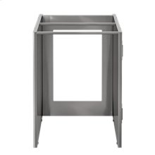 """OUTDOOR KITCHEN CABINETS IN STAINLESS STEEL  PURE 27"""" Appliance Cabinet"""