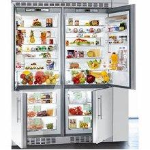 "60"" Side-by-Side Refrigerator & Freezer"