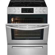 Frigidaire 30' Front Control Freestanding Electric Range
