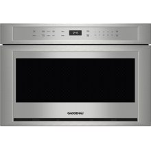 400 series Built-in microwave drawer Stainless steel