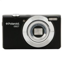 Polaroid 16-Megapixel 32x High Optical Zoom Digital Camera with 3.0-Inch Full Touch LCD Screen Display, iS827-Black
