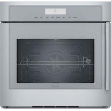 30-Inch Masterpiece® Single Built-In Oven with Left Side Opening Door