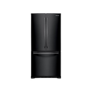 20 cu. ft. French Door Refrigerator in Black Product Image