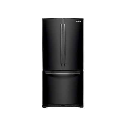 20 cu. ft. French Door Refrigerator in Black