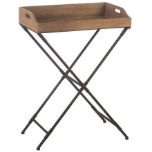 Folding Serving Table