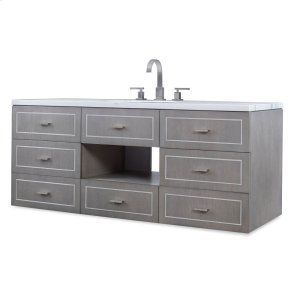 Albany Wall Sink Chest Product Image
