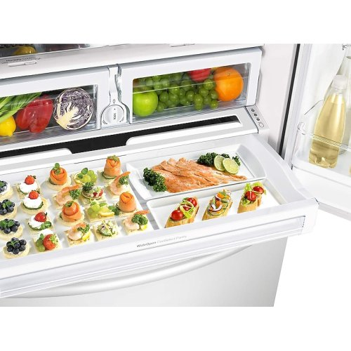 28 cu. ft. French Door Refrigerator with CoolSelect Pantry in White