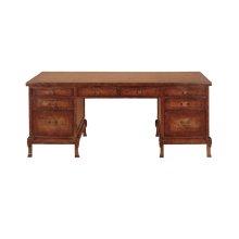 Carved Leg Desk