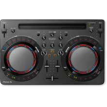 Compact DJ software controller (black)
