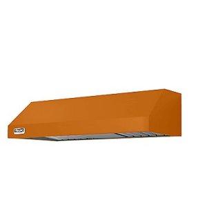 "24"" Wide 10"" High Wall Hood + Ventilator, Chrome Accessory Rail"