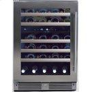 "24"" Left Hand HInge Wine Refrigerators Product Image"