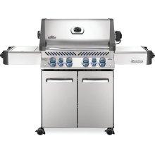 Prestige 500 RSIB Infrared Side & Rear Burners , Stainless Steel , Propane