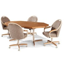 Table Top: Clipped Corner (medium)