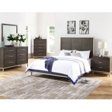 "Broomfield King Headboard 85"" x 82"" x 59"""