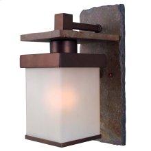 Boulder - 1 Light Medium Wall Lantern