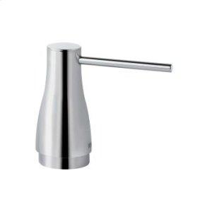 Chrome Soap Dispenser KWC Eve Product Image
