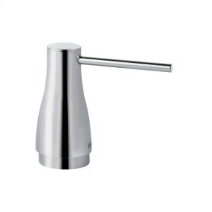 Chrome Soap Dispenser KWC Eve Product Image