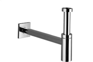 Lavatory siphon 1 1/4 - chrome Product Image