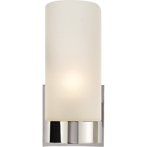 Visual Comfort BBL2090PN-FG Barbara Barry Urbane 1 Light 4 inch Polished Nickel Decorative Wall Light