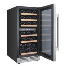28 Bottle Designer Series Dual Zone Wine Chiller w/Seamless Door Product Image
