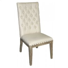 Presleigh Tufted Side Chair
