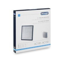 HEPA + Active Carbon Air Purifier Replacement Filter - AC100, AC150, AC150C