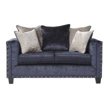 4885 Bliss Midnight Loveseat Only