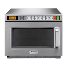 2100 Watt Compact Commercial Microwave Oven with 60 Programmable Memory Pads NE-21521