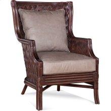 Abella Wicker Wing Chair