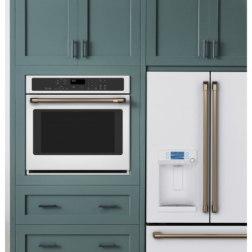 """Café 30"""" Smart Single Wall Oven with Convection"""