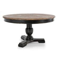 Bella Sandralena Round Dining Table, Versailles Top Design