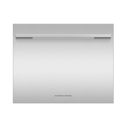 Integrated Single DishDrawer Dishwasher, Tall, Sanitize
