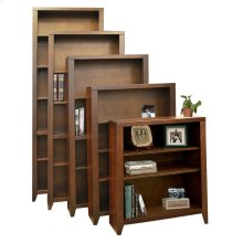 Bookcase w/ 2 adj. shelves