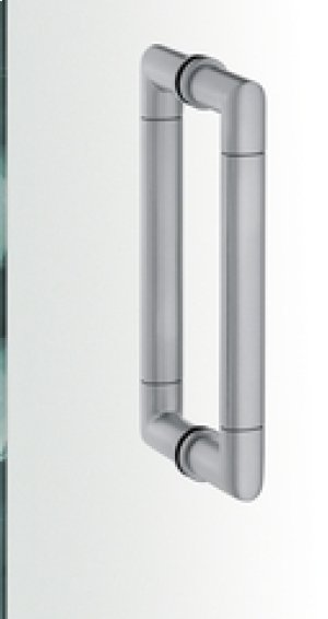 Steel Pull for Glass Door Product Image