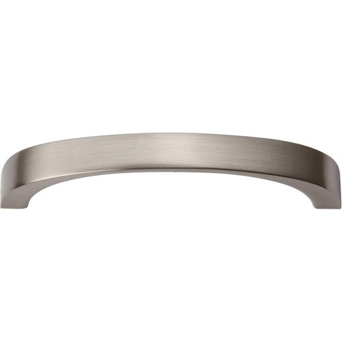 Tableau Curved Handle 3 Inch - Brushed Nickel