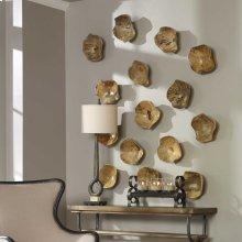 Tamarine Wood Wall Decor, S/3