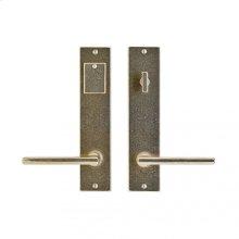"Metro Entry Set - 2 1/4"" x 10"" Silicon Bronze Brushed"