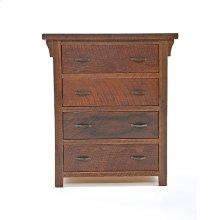 Oak Haven - 4 Drawer Dresser
