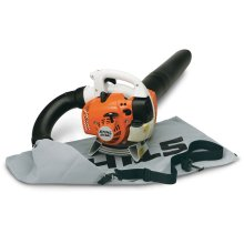 Stihl Shredder Vac & Blower with the Easy2Start™ System.