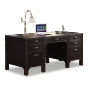 Homestead Executive Desk Product Image