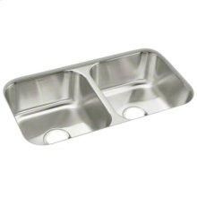 "McAllister® 32"" x 18"" x 8-1/4"" Double-basin Kitchen Sink"
