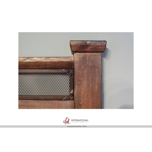 5/0 Low-profile Footboard / Rails