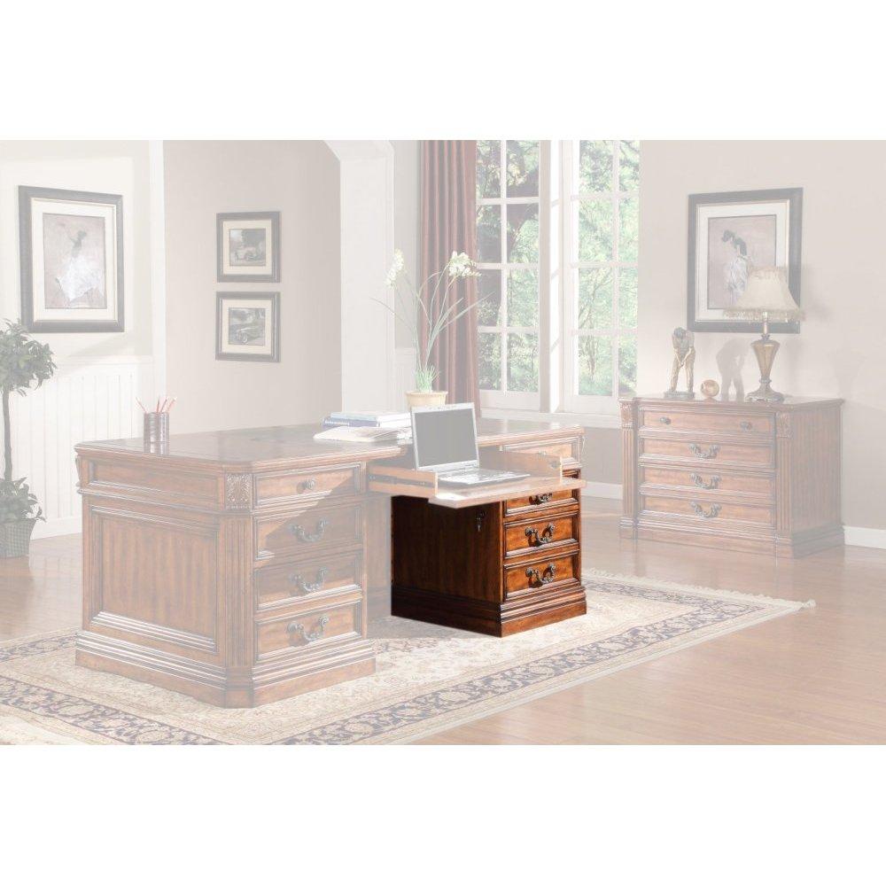 GRAND MANOR GRANADA Executive Right Desk Pedestal