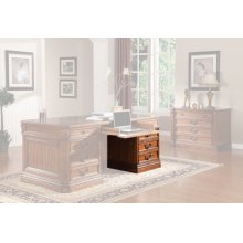 GRAND MANOR GRANADA Executive Right Desk Pedestal