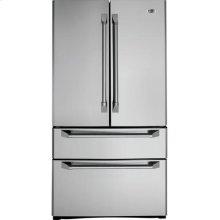 GE Monogram® 20.6 Cu. Ft. French-Door Two Drawer Free-Standing Refrigerator