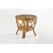 New Twist End Table