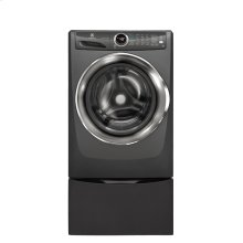 SLIGHTLY USED / SAVE!!! ELECTROLUX EFLS527UTT TITANIUM FINISH Front Load Perfect Steam Washer with LuxCare® Wash - 4.3 Cu. Ft - FULLY TESTED AND OPERATING PERFECTLY - 6 MONTH PARTS AND LABOR WARRANTY.